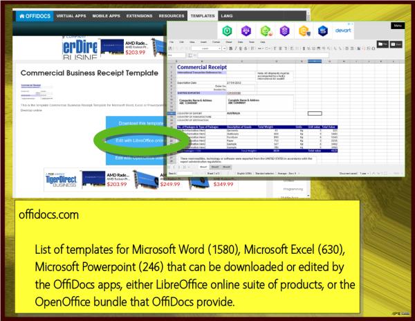 Libreoffice online install